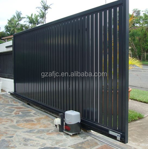 Guangzhou super quality best sell prices sliding gate motors, automatic gate opening with backup battery