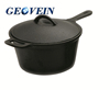 Vegetable Oil PansType and milk boiling pot & Skillets Pans cast iron sauce pan