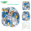 Baby products new cloth nappy / OEM washable baby cloth diaper
