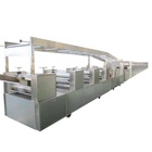 Fully Automatic Complete Soft Biscuit And Cookie Making Machine Sandwich Biscuit Production Line