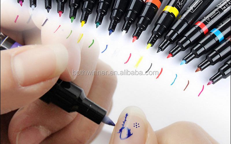 Nail Pen Gel Polish,H0t071 Drawing Nail Art Pen,Nail Polish Remover ...