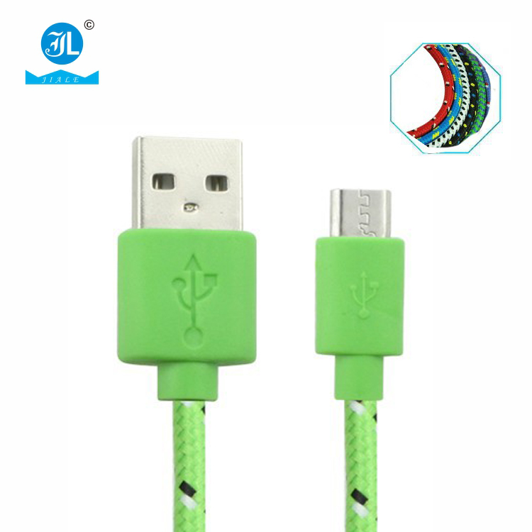 2m micro usb charging cable data sync charging cable for cell phone