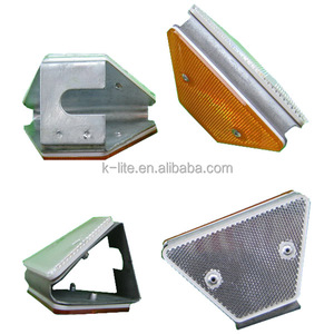 K-LITE KT102S Guardrail Reflectors, delinator, road traffic reflectors