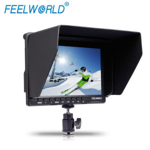 Ultra-thin design 1080p HDMI 7'' lcd monitor wide viewing angles Peaking Focus Assist 5d dslr rig