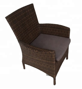 All Weather Classic Used Outdoor Furniture Rattan Table Chair