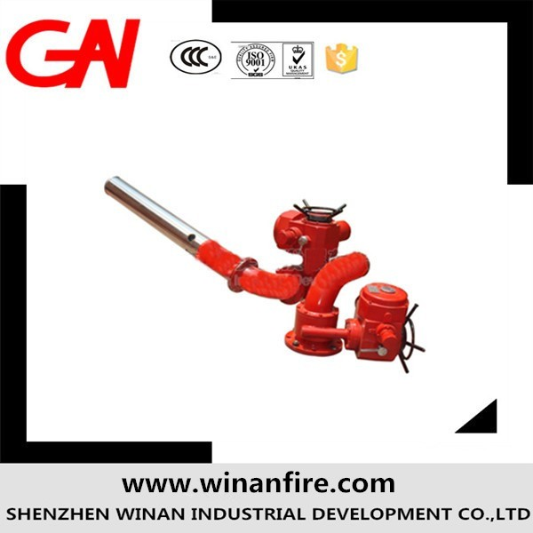 High Quality Powder Monitor For Fire Fighting