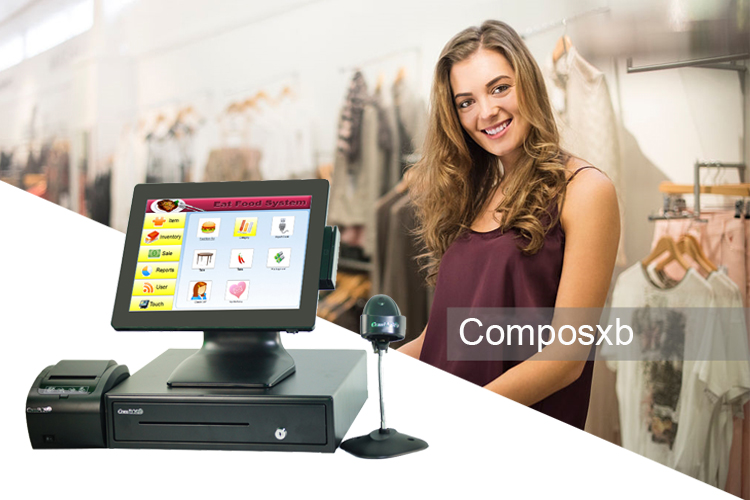 Cheap POS system price / touch screen POS machine / pos system for lottery
