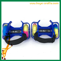Best sale lightweight detachable skates flashing roller with 3 led lights