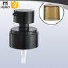 18mm plastic cosmetic powder sprayer treatment pump for lotion bottle