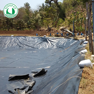 UV Resistance Waterproof Polyethylene Film HDPE liners for both garden and artificial pond fish