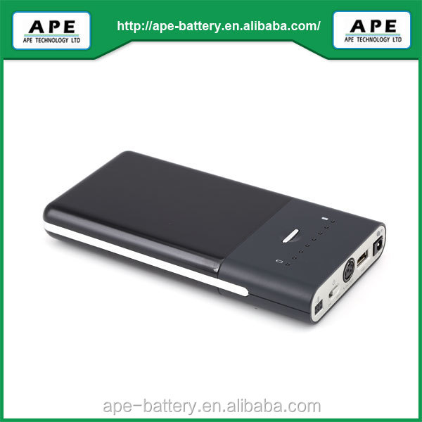 Huge capacity and safe Instrument battery pack MP3450I Laptop USP battery bank