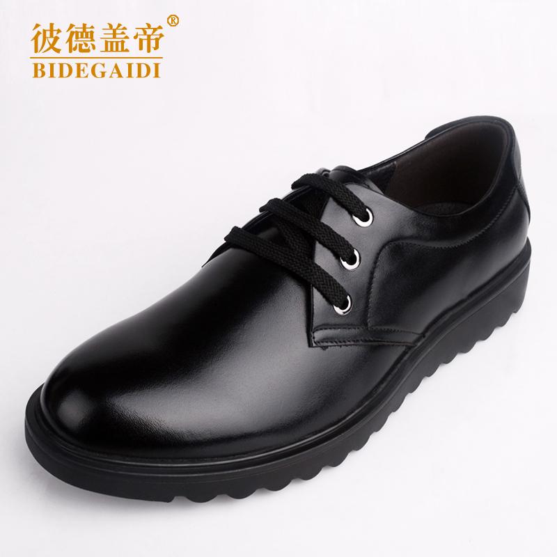 Тенденция свободного покроя натуральная кожа вилочная часть кожа официальный обувь