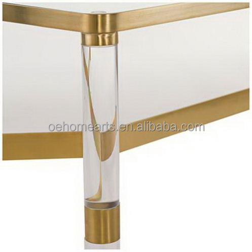 Professional China Manufacturer Golden supplier photo exhibition stands acrylic display