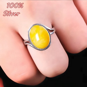 11*14mm 925 Sterling Silver Rings Setting With Oval Cabochon Base for Women Handmade Jewelry Setting Ring Blank Nice Gift
