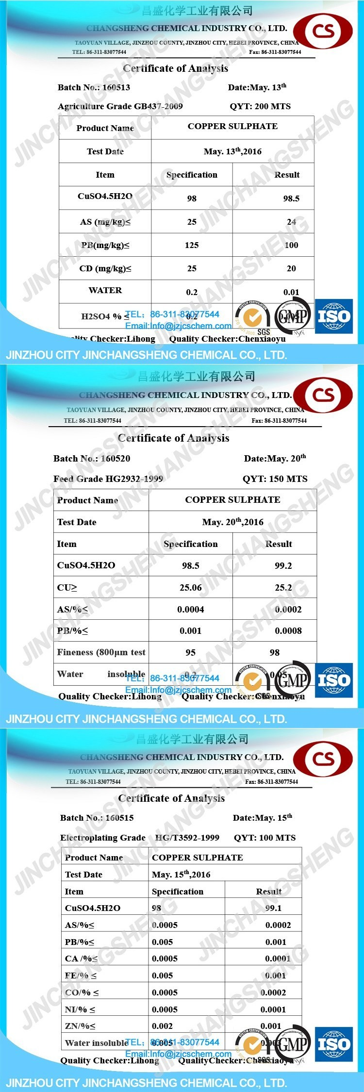 High Purity Copper Sulfate Poultry Feed Price Buy Copper Sulfate Copper Sulphate Pentahydrate