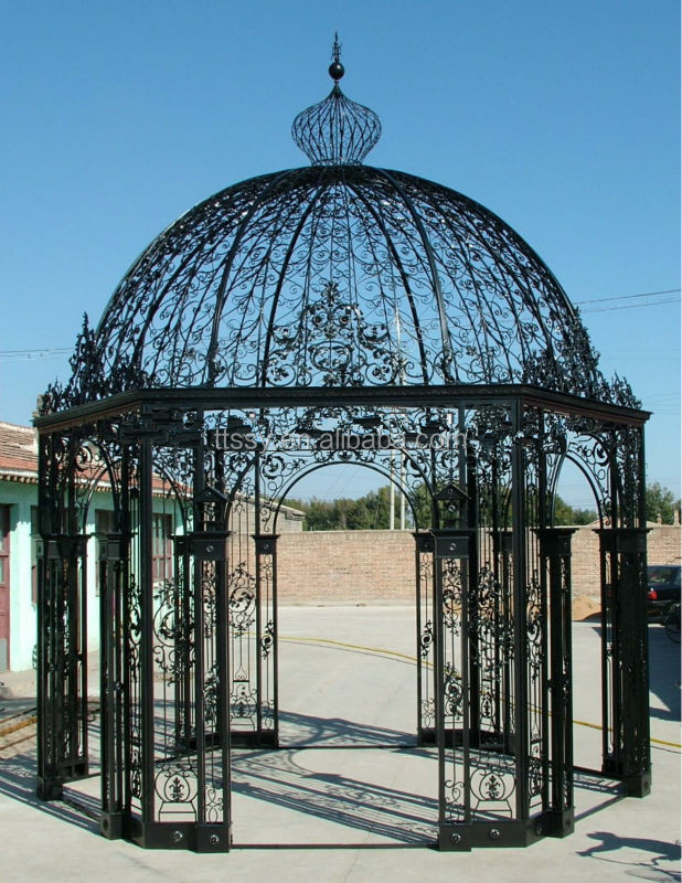 Wrought Iron Gazebos For Sale, Wrought Iron Gazebos For Sale Suppliers and  Manufacturers at Alibaba.com - Wrought Iron Gazebos For Sale, Wrought Iron Gazebos For Sale