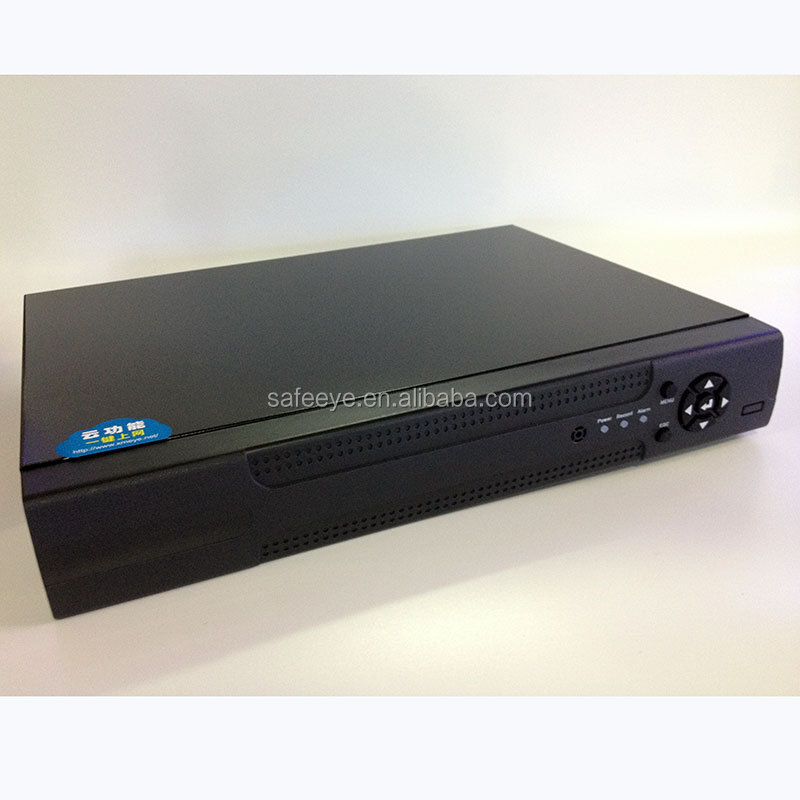 Bestselling h.264 network digital video recorder system 4 ch network security cctv DVR 4ch ip camera NVR