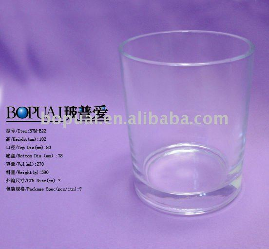 whisky glass (glass factory)