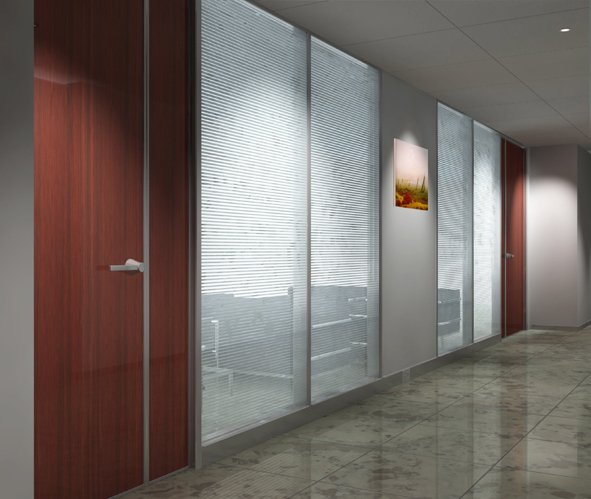Half Glass Wall Partition, Half Glass Wall Partition Suppliers And  Manufacturers At Alibaba.com
