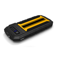 12v car jump starter 6000mah booster QC 3.0 for 2.0L gas
