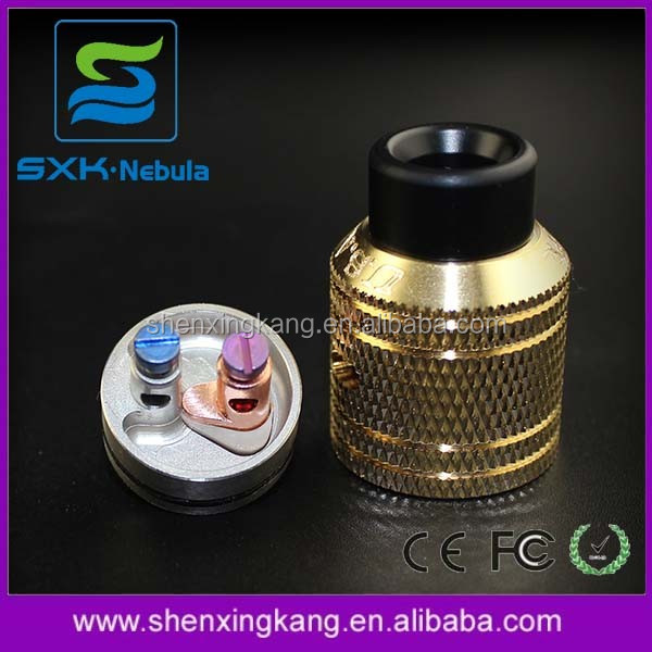2016 SXK Hot Selling 316ss Hadaly RDA 1: 1 Clone GOON LP