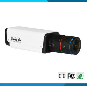 PoE 12.0MP IP IR Box Camera 4k monitor Support mobile phone monitoring camera ip P2P function RS485 alarm cctv camera