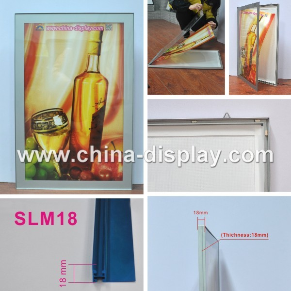 Moon Bright screen printing LGP slim light box
