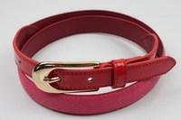 New fashion lady and kids fancy PU belt