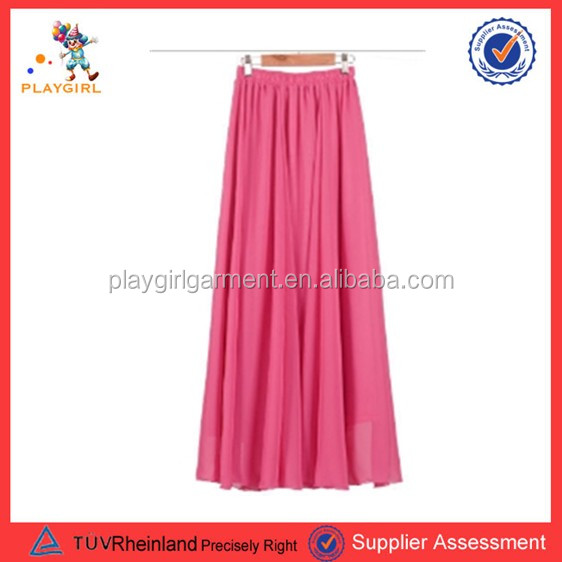 PGWC-3352 2017 fashion design african skirt styles wholesale for beach