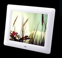 round touch screen digital photo frame keychain