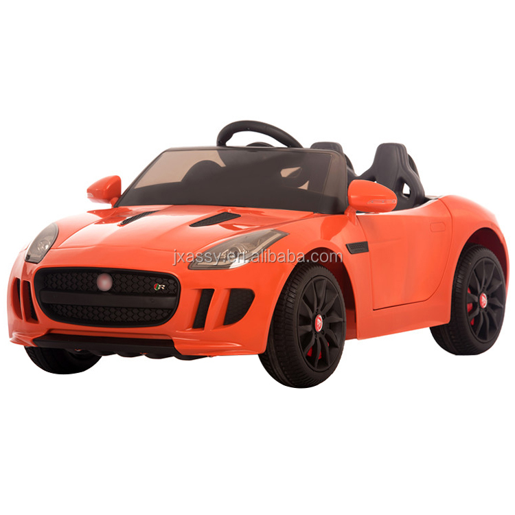 licensed Jaguar children electric car with two opening doors AS-C103