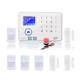 GSM WIFI GPRS Home automation wireless alarm system BL-6600 can work with Indoor/Outdoor ip cameras