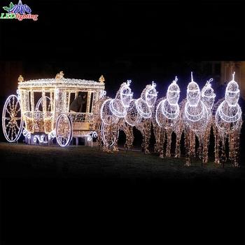 Outdoor Christmas Decoration Led Light