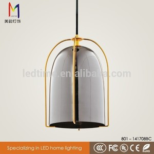 New design decorative glass oil lamp with great price