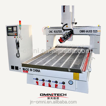 Alibaba Hobby 4 Axis Cnc Router Machine Cnc Router 4 Axis