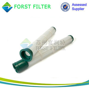 FORST Pulse Jet Dust Collector Cartridge Filter Pleat