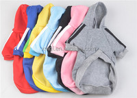 Pet Apparel and Dogs Application sports hoodie dog clothes dog hoodie