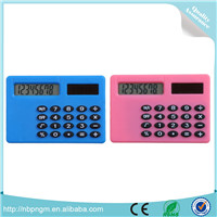 ABS Material Battery Supply Operated Keenly 12-Digits Electronic Calculator