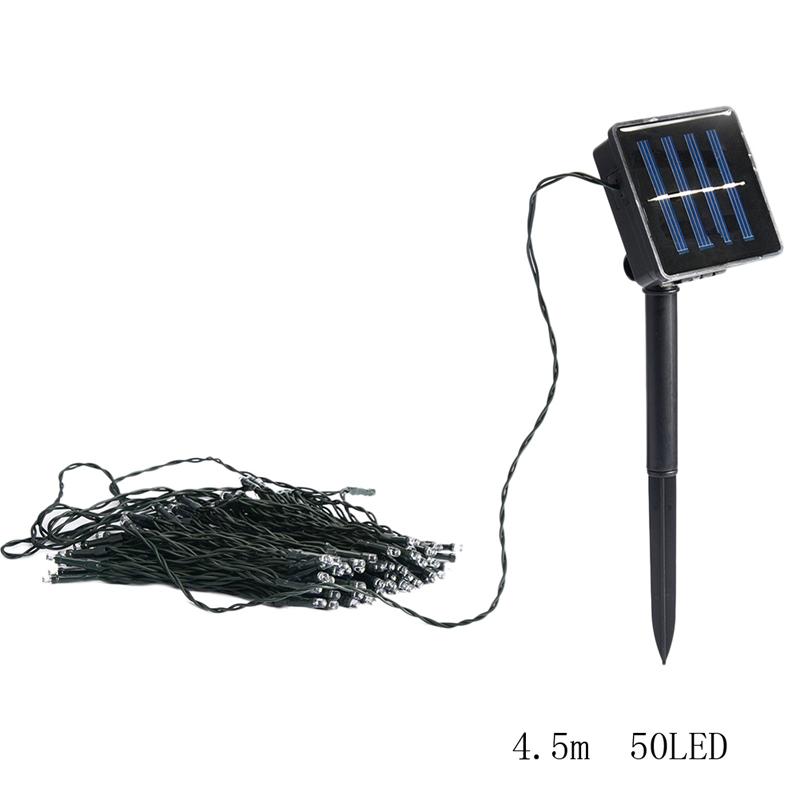 Compra Solar Llev Luces De Tira Online Al Por Mayor De