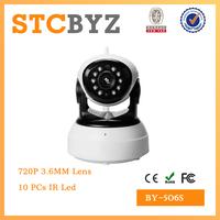 Cheap 720P wfi ip camera baby monitor mini ip wifi camera