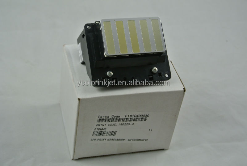 Dx6 Print Head For Epson 7908 9908 7900 9900 Print Head F191040 - Buy  F191040 Printhead,Dx6 Printhead,7908 9908 7900 9900 Printhead Product on