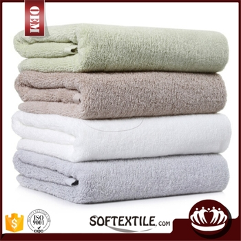 wholesale cheap factory towel stock lot