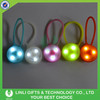 Promotional Silicone Led Bag Light, Led Flashing Pendant Light for Safety