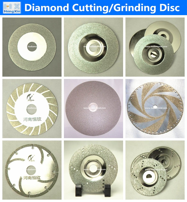 China Manufacturer Diamond Cutting Disc For Marble China Diamond ...