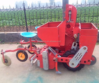 Potato planter two rows Best quality potato seeder/potato planting sowing machine
