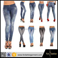 Buy High quality ladies jeans top design sexy women jeans ...