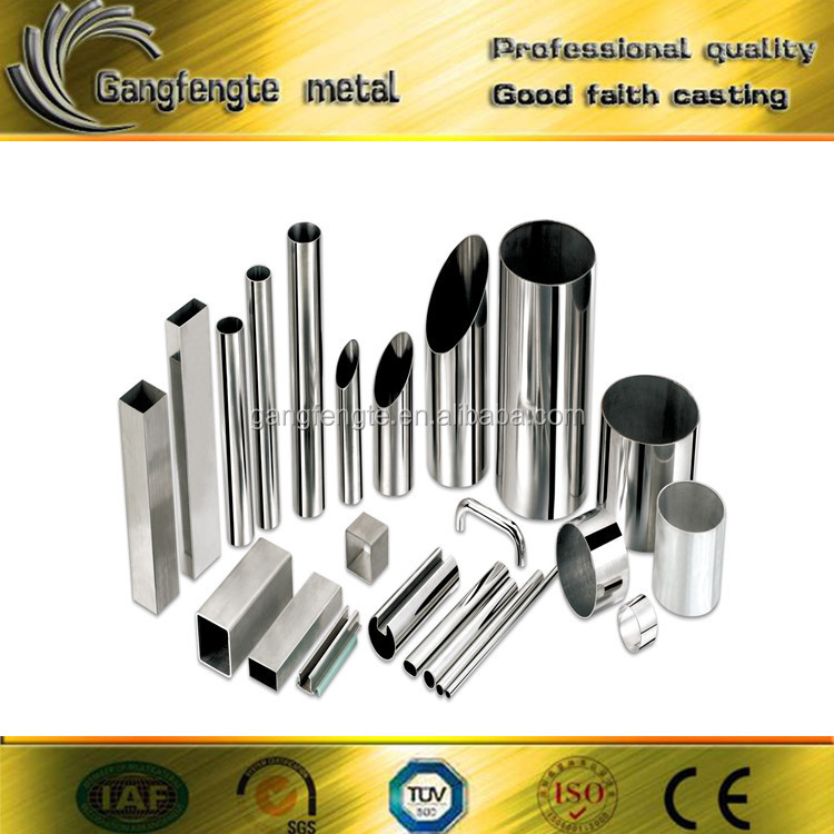 Factory provide thermos stainless steel pipe tube with high quality and competitive price