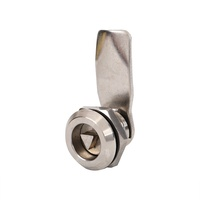 High quality durable hole size 22mm stainless steel enclosure cam lock for metal enclose and electrical metal cabinet