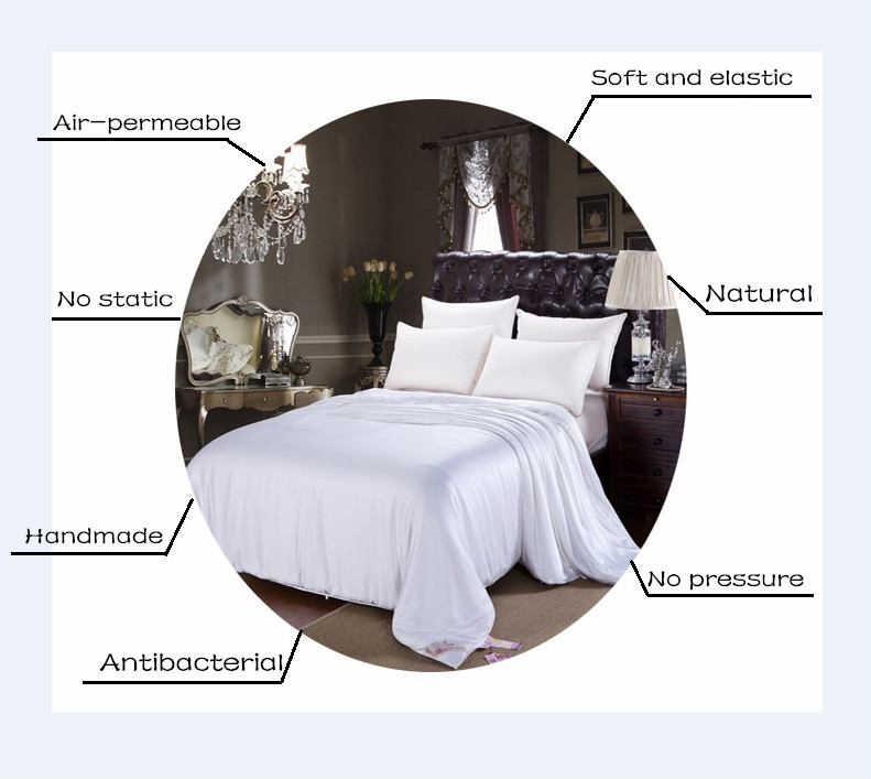 100% Pure Silk Duvet/quilt/comforter With Outstanding Quality ...
