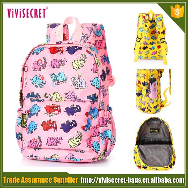 bbcc3317a7add nylon sac d'école numérique impression sac à dos sac de mode enfants sacs à